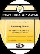 Rosemary Tencza